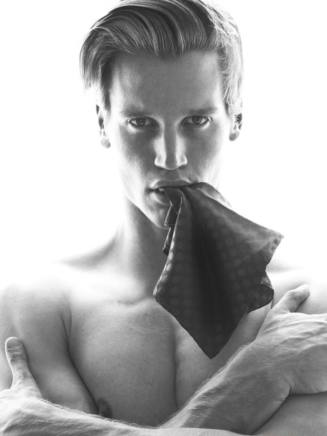 MASCULINE DOSAGE- Trevor Van Uden by Tony Duran. www.imageamplified.com, Image Amplified