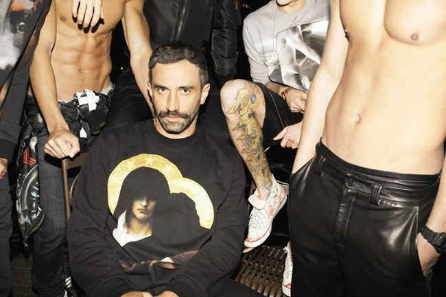 SELF SERVICE MAGAZINE- Ricardo Tisci by Maciek Kobielski. Spring 2013, www.imageamplified.com, Image Amplified (2)