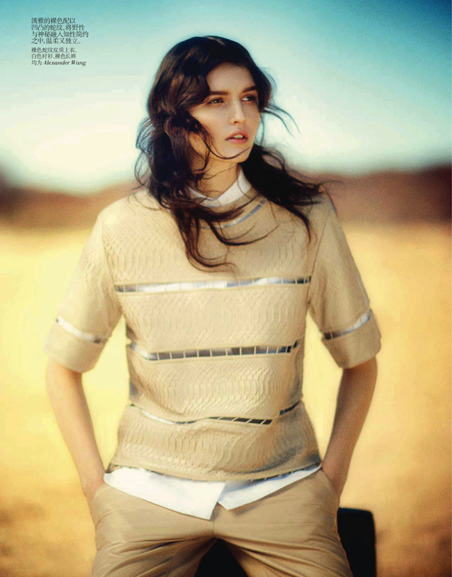 VOGUE CHINA- Katlin Aas in A Desert Moment by Boo George. Victoria Young, April 2013, www.imageamplified.com, Image Amplified (2)