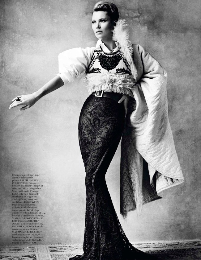 VOGUE PARIS- Kate Moss by Mario Testino. Emmanuelle Alt, April 2013, www.imageamplified.com, Image Amplified (3)
