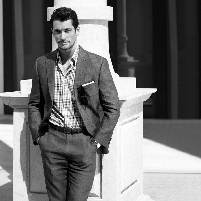 CAMPAIGN- David Gandy for Marks & Spencer's Colezzione Collection by Arnaldo Anaya Lucca. David Nolan, www.imageamplified.com, Image Amplified (1)