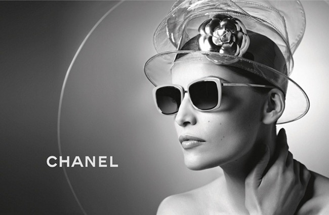 CAMPAIGN- Laetitia Casta for Chanel Eyewear Spring 2013 by Karl Lagerfeld. www.imageamplified.com, Image Amplified (5)