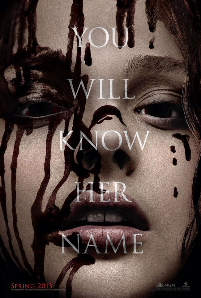 CINEMA SCAPE: Carrie by Kimberly Peirce Starring Julianne Moore & Chloe Moretz. In Theaters October 18, 2013