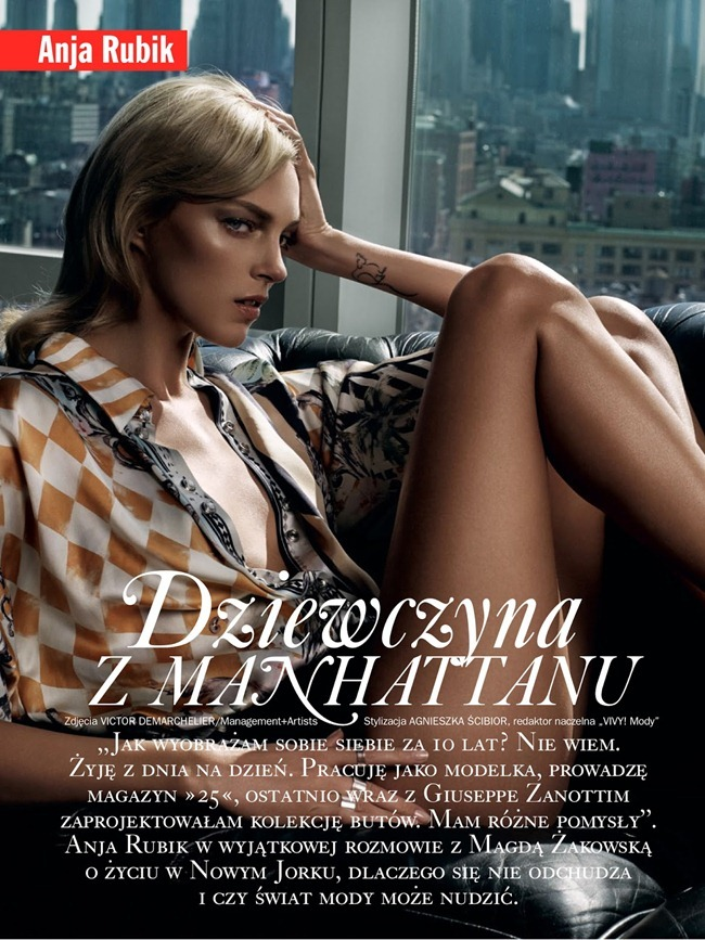 VIVA! MAGAZINE- Anja Rubik by Victor Demarchelier. Agnieszka Scibior, March 2013, www.imageamplified.com, Image Amplified (1)