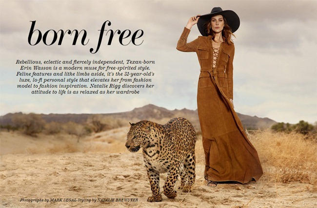 THE EDIT MAGAZINE- Erin Wasson in Born Free by Mark Segal. Natalie Brewster, April 2013, www.imageamplified.com, Image Amplified (1)