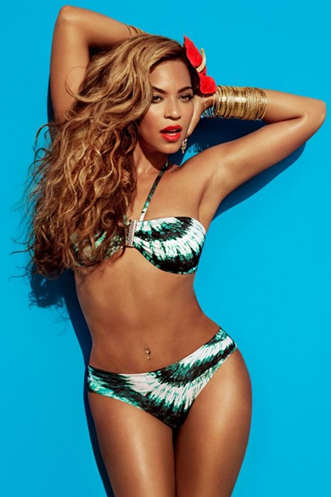 CAMPAIGN- Beyonce for H&M Summer 2013 by Inez & Vinoodh. www.imageamplified.com, Image Amplified (1)