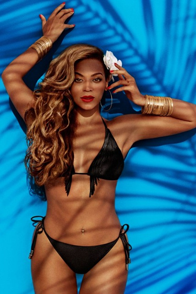 CAMPAIGN- Beyonce for H&M Summer 2013 by Inez & Vinoodh. www.imageamplified.com, Image Amplified (2)