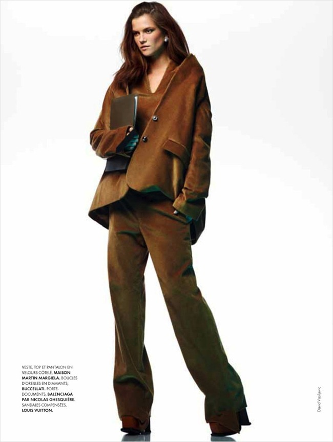 ELLE FRANCE Kasia Struss in Color Top by Davis Vasiljevic. www.imageamplified.com, Image Amplified (15)