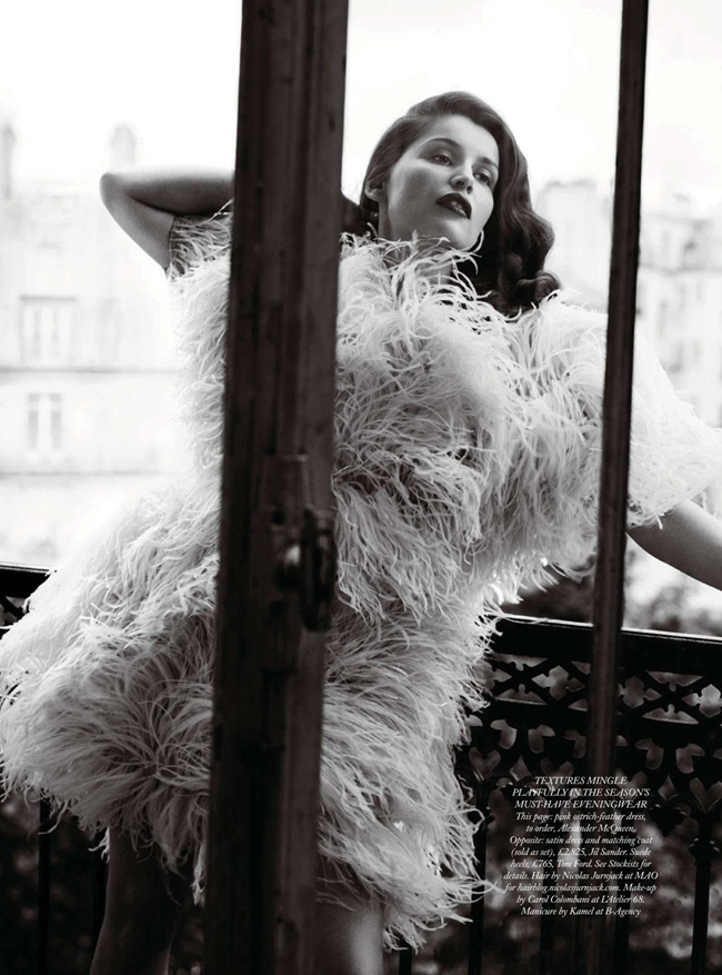 HARPER'S BAZAAR UK Laetitia Casta by Sebastian Sauve. Tom Van Dorpe, October 2012, www.imageamplified.com, Image Amplified (7)