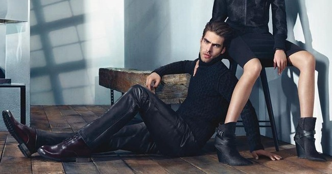CAMPAIGN Jon Kortajarena for Kenneth Cole Fall 2012 by Sharif Hamza. Kate Lanphear, www.imageamplified.com, Image Amplified (3)
