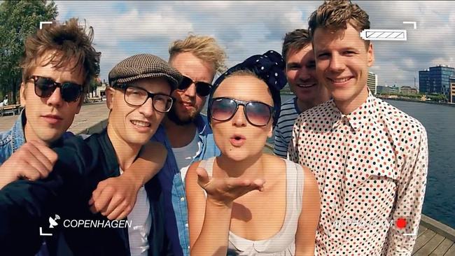 "SOUND CAFFEINE: Alphabeat, ""Love Sea"" Music Video. Image Amplified www.imageamplified.com"
