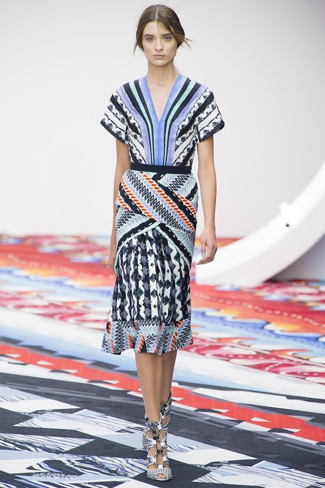 LONDON FASHION WEEK Peter Pilotto Spring 2013, www.imageamplified.com, Image Amplified (7)