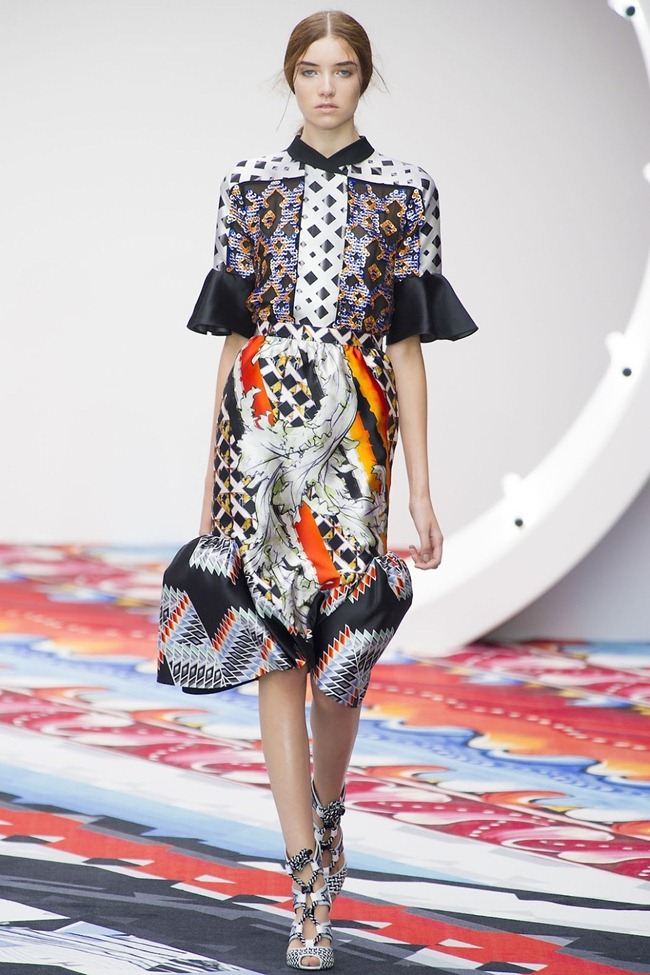 LONDON FASHION WEEK Peter Pilotto Spring 2013, www.imageamplified.com, Image Amplified (10)