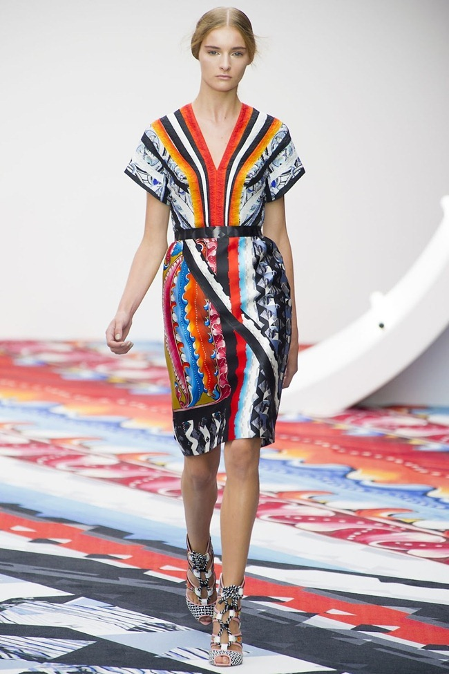 LONDON FASHION WEEK Peter Pilotto Spring 2013, www.imageamplified.com, Image Amplified (18)