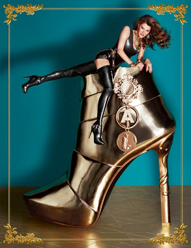 CAMPAIGN Anna Dello Russo at H&M Fall 2012 by Mert & Marcus. www.imageamplified.com, Image Amplified (5)