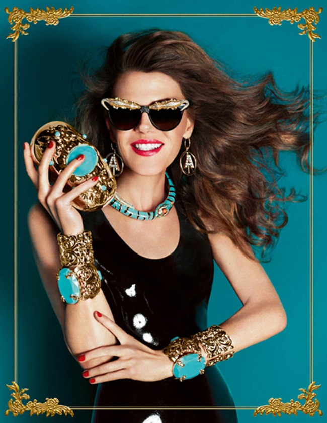 CAMPAIGN Anna Dello Russo at H&M Fall 2012 by Mert & Marcus. www.imageamplified.com, Image Amplified (2)