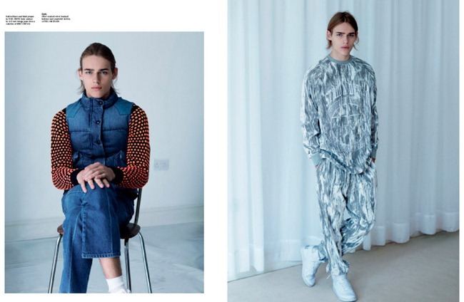 WONDERLAND MAGAZINE Ton Heukkels by Laurence Ellis. Toby Grimditch, www.imageamplified.com, Image Amplified (2)