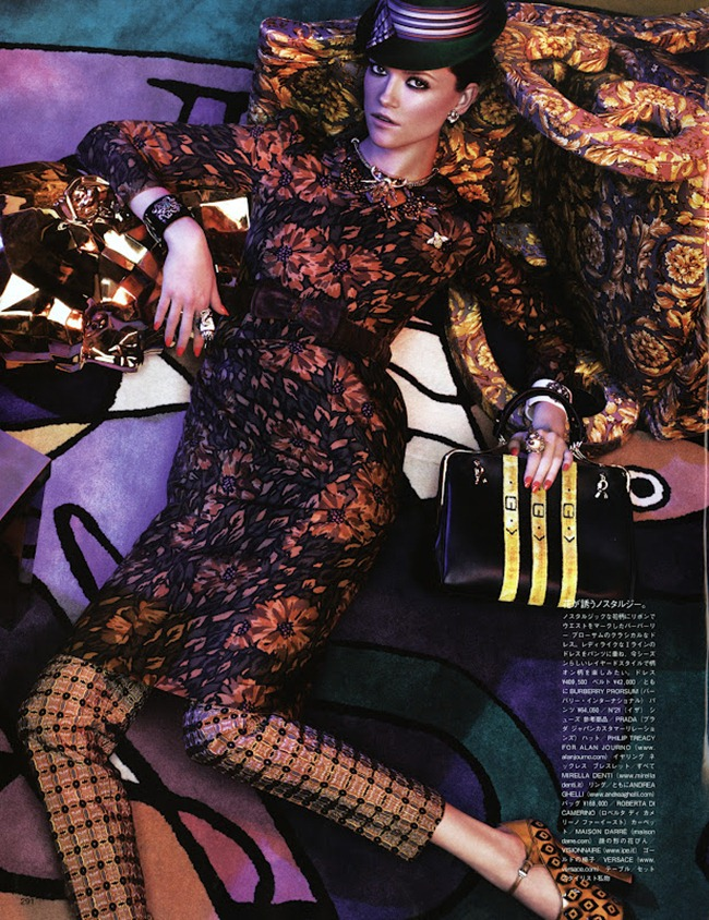 VOGUE JAPAN Kasia Struss by Giampaolo Sgura. Anna Dello Russo, November 2012, www.imageamplified.com, Image Amplified (1)