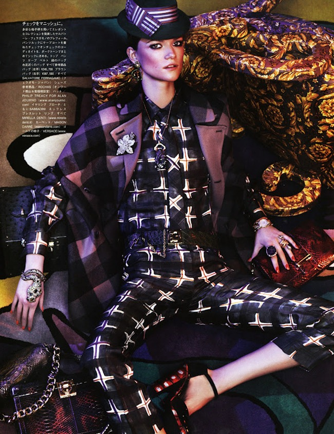 VOGUE JAPAN Kasia Struss by Giampaolo Sgura. Anna Dello Russo, November 2012, www.imageamplified.com, Image Amplified (4)