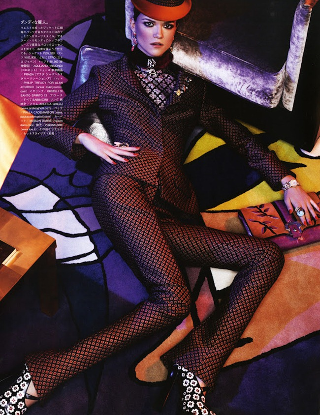 VOGUE JAPAN Kasia Struss by Giampaolo Sgura. Anna Dello Russo, November 2012, www.imageamplified.com, Image Amplified (7)