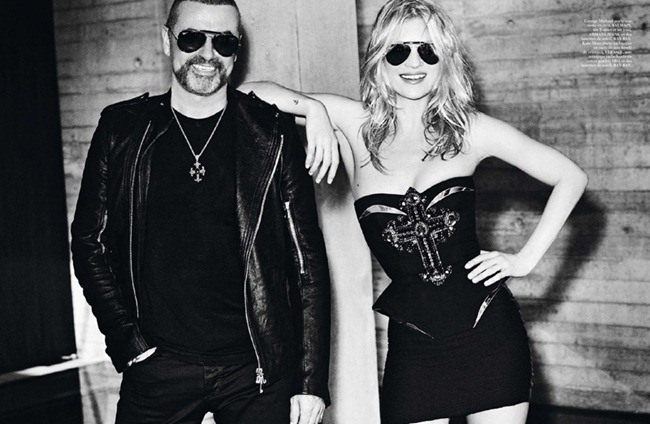 VOGUE PARIS Kate Moss & George Michael in King George by Mario Testino. Emmanuelle Alt, October 2012, www.imageamplified.com, Image Amplified (6)