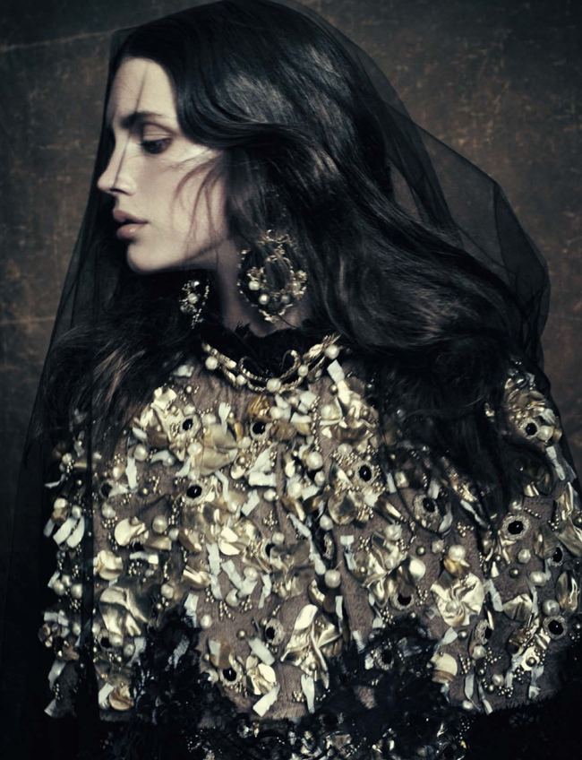 VOGUE ITALIA Marine Vacth by Paolo Roversi. Jacob K, October 2012, www.imageamplified.com, Image Amplified (7)