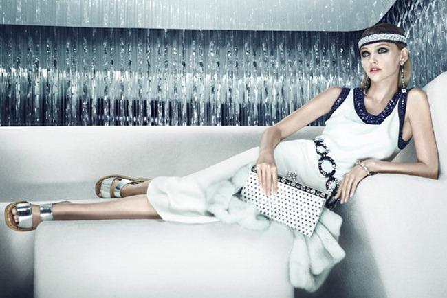 CAMPAIGN Sasha Pivovarova for Prada Resort 2013 by Steven Meisel. www.imageamplified.com, Image Amplified (4)