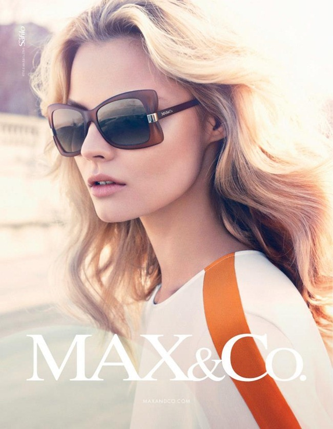 CAMPAIGN Magdalena Frackowiak & Josephine Skriver for Max & Co by Knoepfel & Indlekofer. Clare Richardson, www.imageamplified.com, Image Amplified (3)