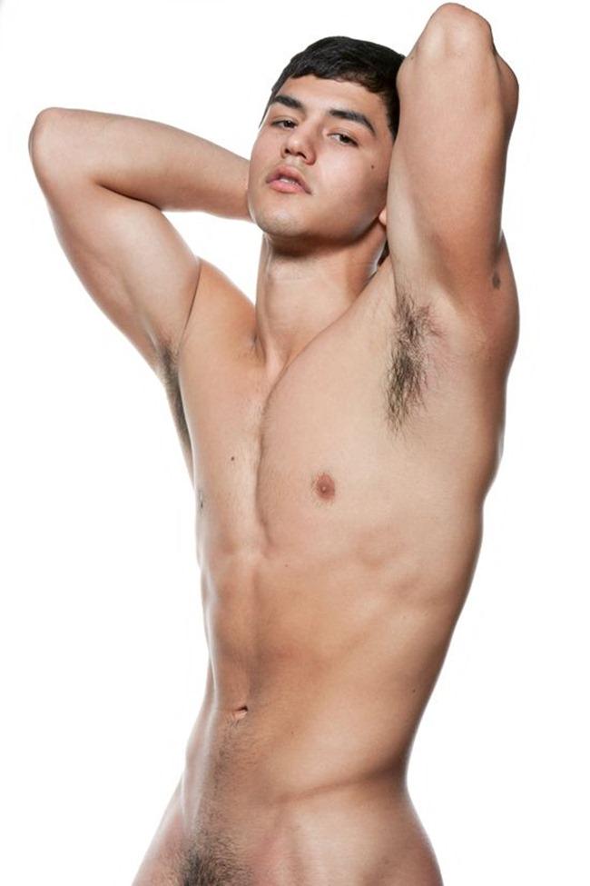 Teen Model Ethan Nude 30