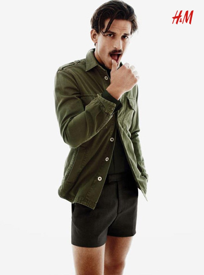 LOOKBOOK- Jarrod Scott for H&M Spring 2013. www.imageamplified.com, Image Amplified