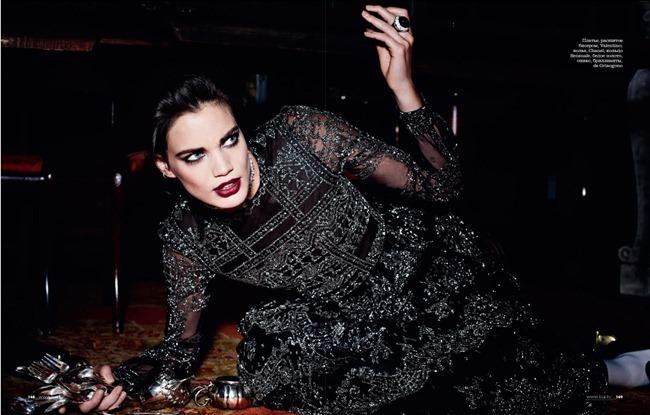 ELLE RUSSIA- Rianne Ten Haken in Love Without Limits by DAvid Burton. December 2012, Daria Anichkina, www.imageamplified.com, Image Amplified (5)