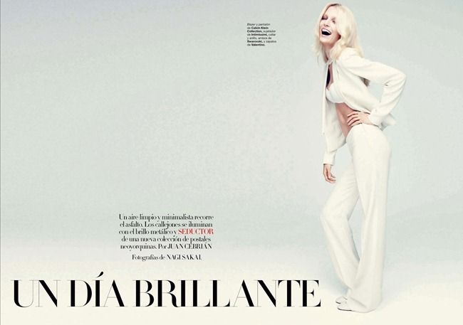 HARPER'S BAZAAR SPAIN- Melissa Tammerijn in Un Dia Brillante by Nagi Sakai. Juan Cebrian, December 2012, www.imageamplified.com, Image Amplified (1)