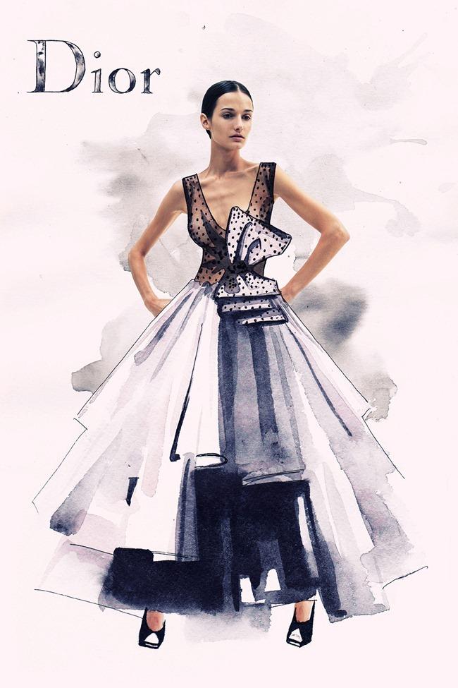 FEATURED ARTIST- Myroslava Dronyuk in Ink Fabric by Andrew Ivaskiv & Julia Slavinska. www.imageamplified.com, Image Amplified