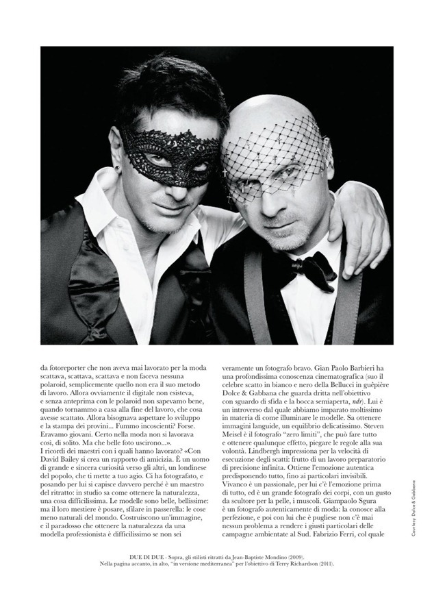 FLAIR MAGAZINE- Domenico Dolce & Stefano Gabbana in A Fuoco by Terry Richardson, Giampaolo Sgura, Steven Klein & Jean-Baptiste Mondino. December 2012, www.imageamplified.com, Image Amplified (3)