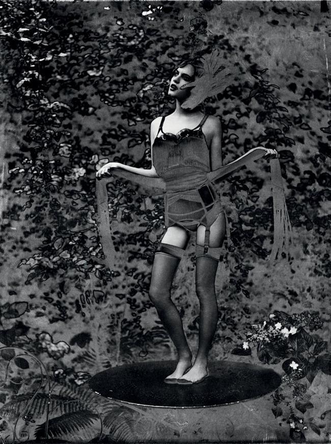 GREY MAGAZINE- Camille Rowe in Bucolica by Ellen von Unwerth. Lotta Volkova Adam, Fall 2012, www.imageamplified.com, Image Amplified (9)