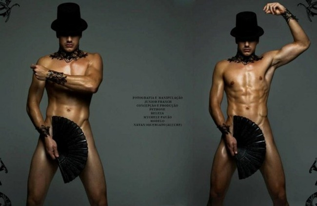 MASCULINE DOSAGE- Natan Squersato in Hombre by Junior Franch. www.imageamplified.com, Image Amplified (6)