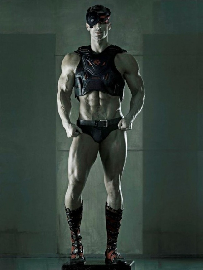 MASCULINE DOSAGE- Trevor Adams by David Vance. www.imageamplified.com, Image Amplified