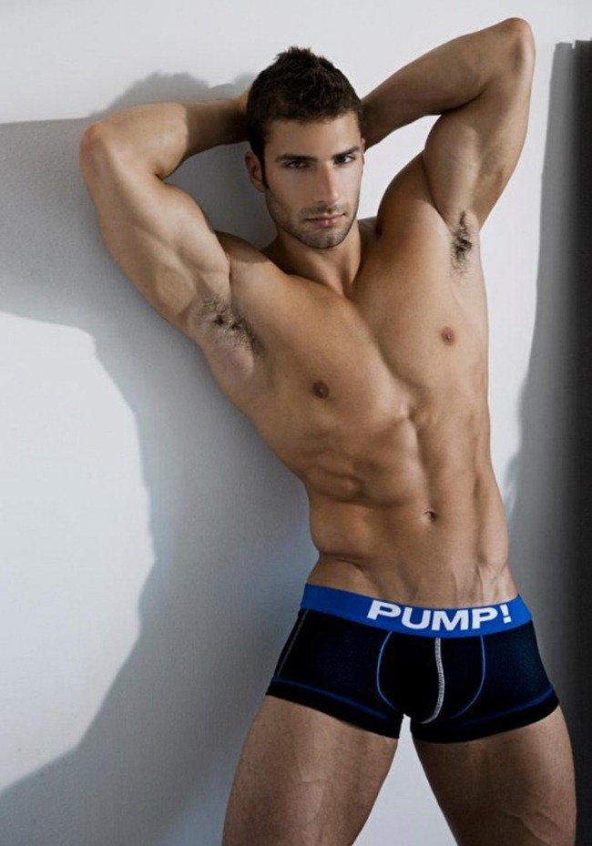 CAMPAIGN- Adam Ayash & Ryan Terry for Pump! Underwear by Rick Day. www.imageamplified.com, Image Amplified (2)