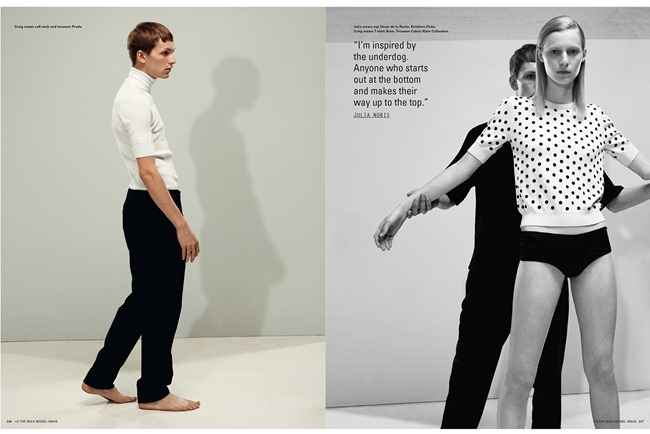 I-D MAGAZINE- Anders Johnson, Baptiste Radufe & Craig Rathgebur in You Can't Direct the Wind by Collier Schorr, Fall 2012, www.imageamplified.com, Image Amplified (2)