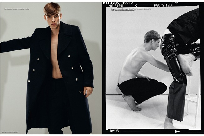 I-D MAGAZINE- Anders Johnson, Baptiste Radufe & Craig Rathgebur in You Can't Direct the Wind by Collier Schorr, Fall 2012, www.imageamplified.com, Image Amplified (5)