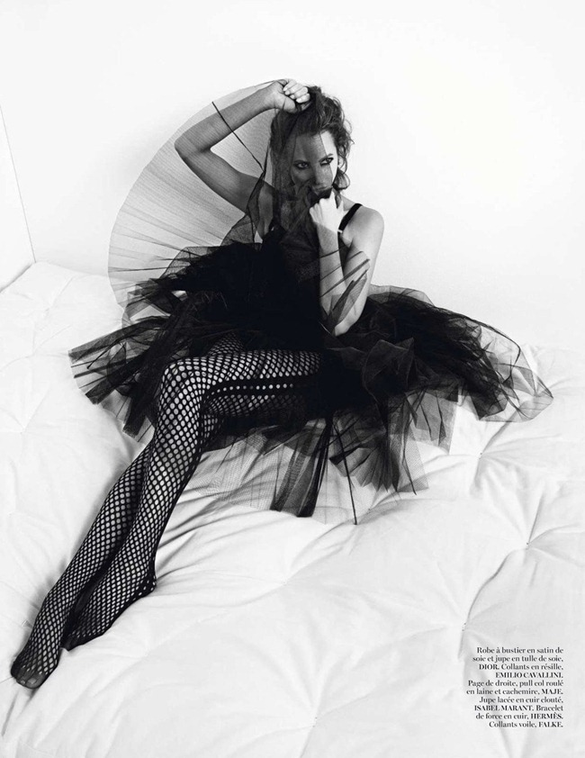 VOGUE PARIS- Christy Turlington in Christy by Inez & Vinoodh. Geraldine Saglio, December 2012, www.imageamplified.com, Image Amplified (3)