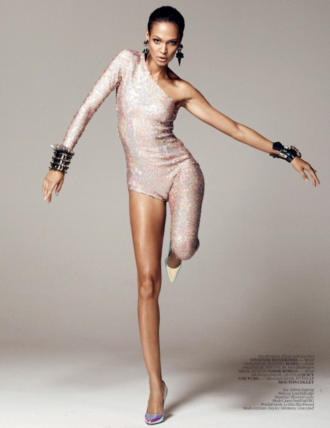 VOGUE TURKEY- Joan Smalls in Dance Baby Dance! by Cuneyt Akeroglu. Ece Sukan, December 2012, www.imageamplified.com, Image Amplified (4)