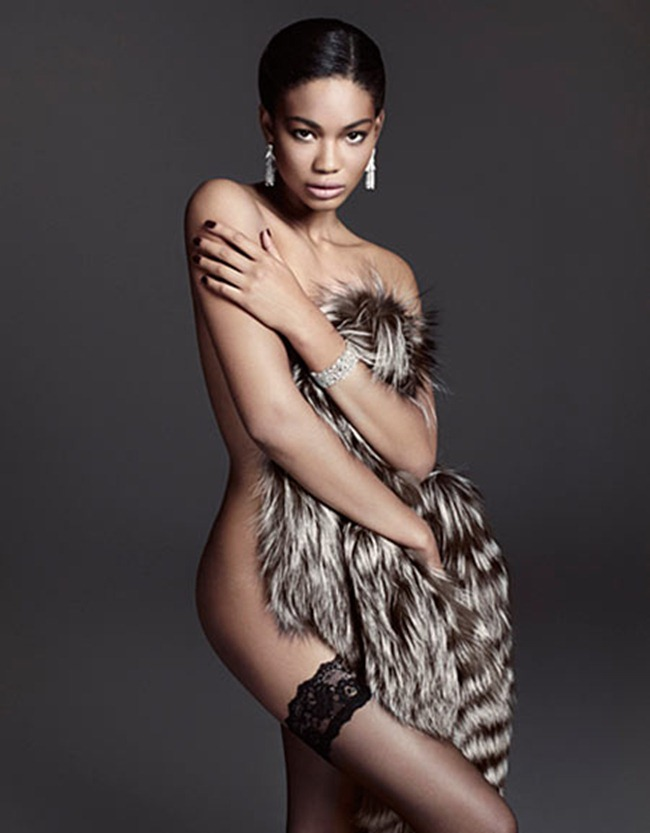 DELUXE MAGAZINE- Chanel Iman in Venus in Furs by David Roemer. www.imageamplified.com, Image Amplified (5)