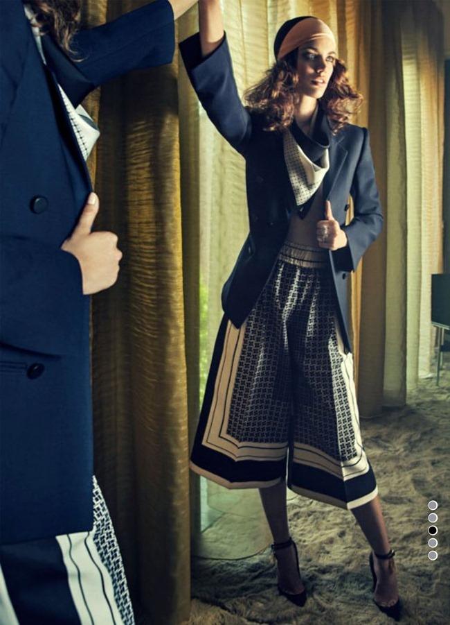 HARPER'S BAZAAR UK- Ten Haken in Who Wears The Trousers$% by SEbastian Kim. Melanie Huynh, January 2013, www.imageamplified.com, Image Amplified (3)