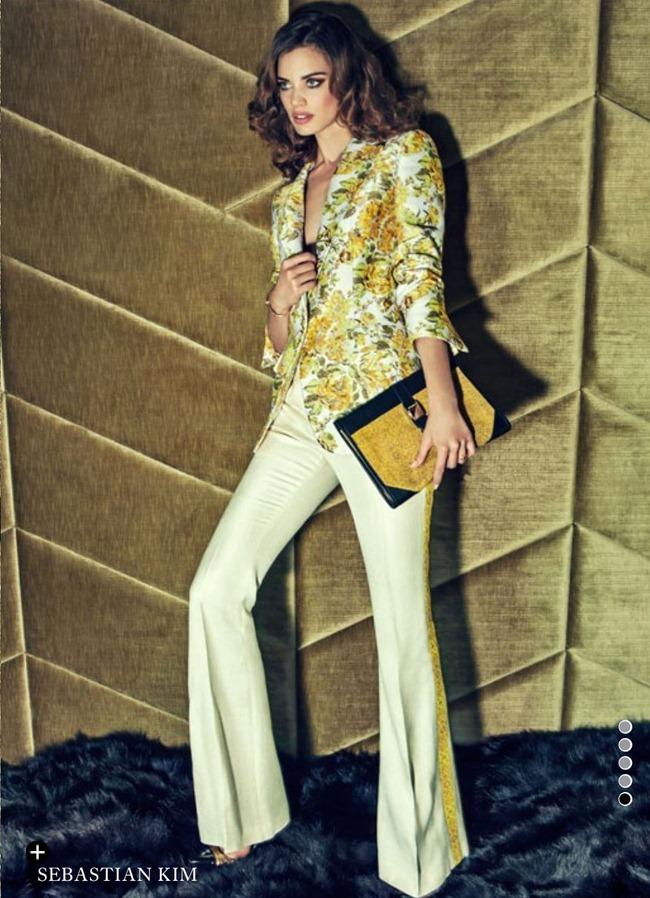 HARPER'S BAZAAR UK- Ten Haken in Who Wears The Trousers$% by SEbastian Kim. Melanie Huynh, January 2013, www.imageamplified.com, Image Amplified (7)