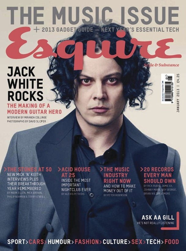 ESQUIRE UK- Jack White by David Slijper. January 2013, www.imageamplified.com, Image Amplified (8)