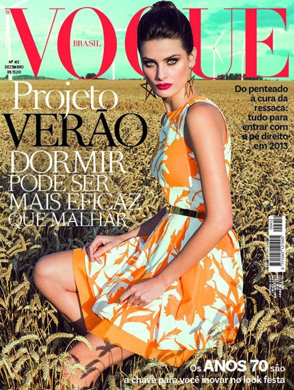 VOGUE BRAZIL- Isabeli Fontana by Jacques Dequeker. Daniel Ueda, www.imageamplified.com, Image Amplified
