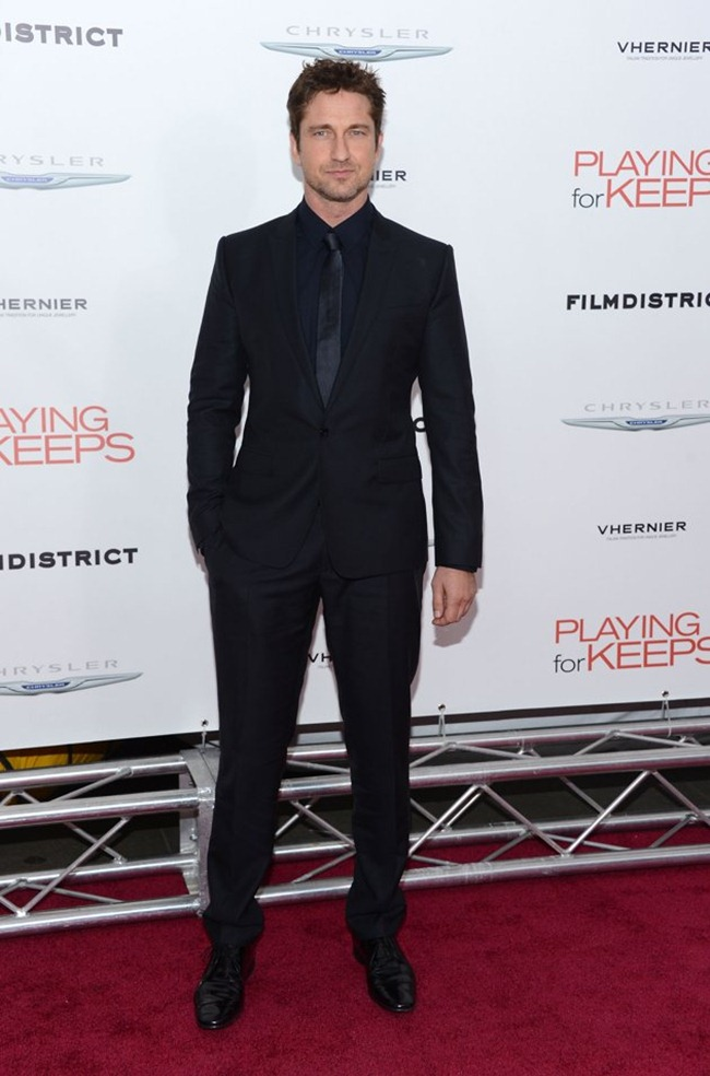 RED CARPET MOVIE PREMIERE- Playing For Keeps, New York Premiere. www.imageamplified.com, Image Amplified (7)