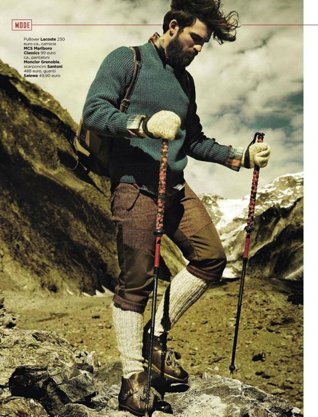 GQ ITALIA- Dimitris Alexandrou in A Loner Climber by Giampaolo Sgura. Claudia Gastaldi, December 2012, www.imageamplified.com, Image Amplified (3)