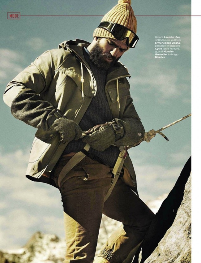 GQ ITALIA- Dimitris Alexandrou in A Loner Climber by Giampaolo Sgura. Claudia Gastaldi, December 2012, www.imageamplified.com, Image Amplified (7)